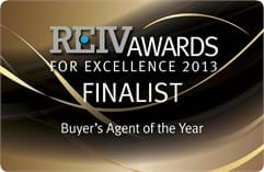 REIV Awards for Excellence; Buyers agent Melbourne