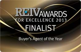 REIV Awards for Excellence; Buyers Agent