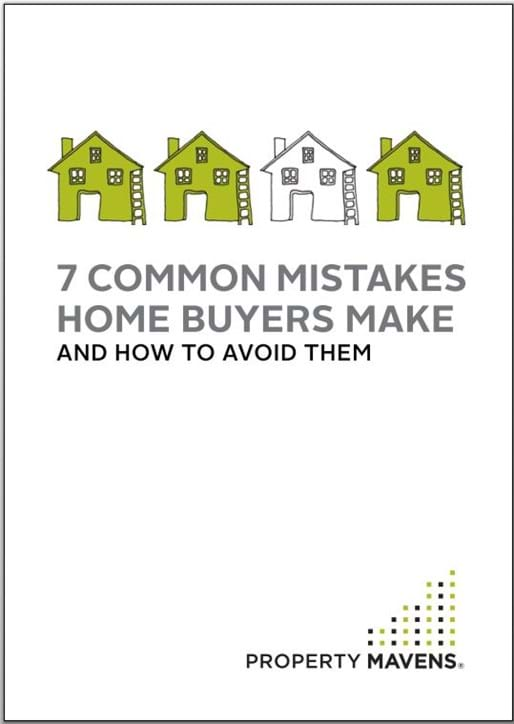 7 common mistakes home buyers make; Buyers agent Melbourne