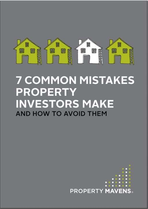 7 Common Mistakes Property Investors make